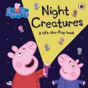 Peppa Pig - Night Creautres (lift- the flap)