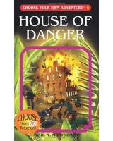 House of Danger (choose your own adventure)