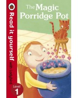 The Magic Porridge Pot (ladybird level 1)