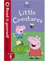 Peppa Pig - Little Creatures (ladybird level 1)