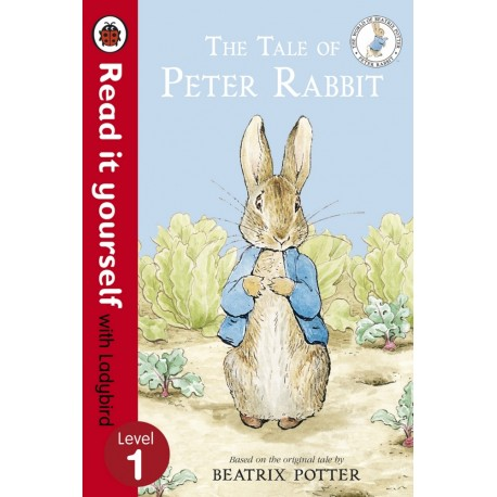 The Tale of Peter Rabbit (ladybird level 1)