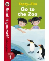 Topsy and Tim - Go to the Zoo (ladybird level 1)