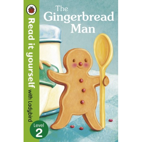 The Gingerbread Man (ladybird level 2)
