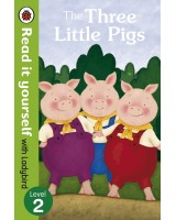 The three little pigs (ladybird level 2)