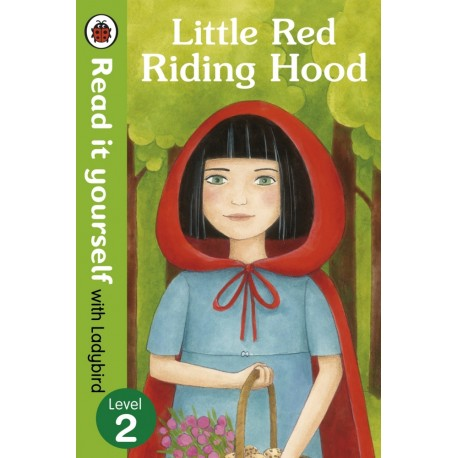 Little Red Riding Hood (ladybird level 2)