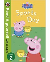 Peppa Pig - Sports Day (ladybird level 2)