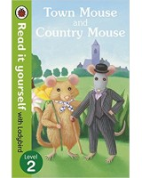 Town Mouse and the Country Mouse (ladybird level 2)