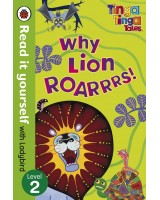 Why Lion Roarrrs! (ladybird level 2)