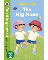 Topsy and Tim - The Big Race (ladybird level 2)