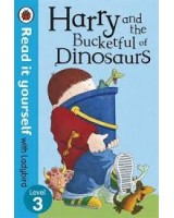 Harry and the Bucketful of Dinosaurs (ladybird level 3)