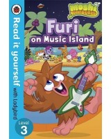 Furi on Music Island (ladybird level 3)