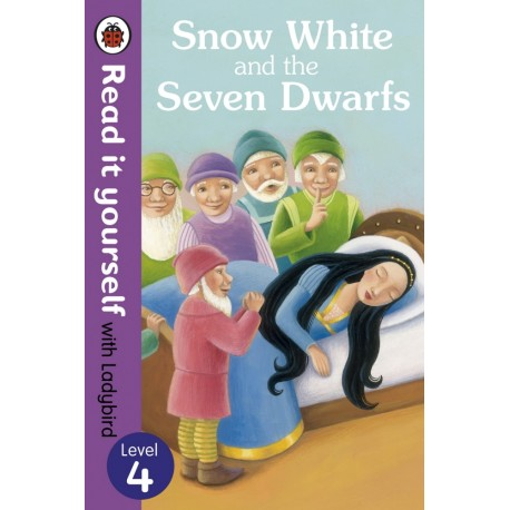 Snow White and the Seven Dwarfs (ladybird level 4)