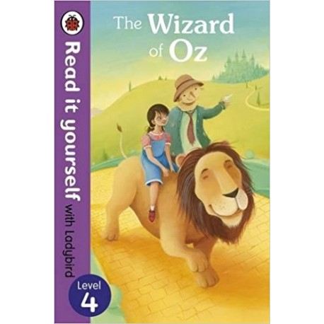 The Wizard of Oz (ladybird level 4)
