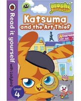Katsuma and the Art Thief (ladybird level 4)