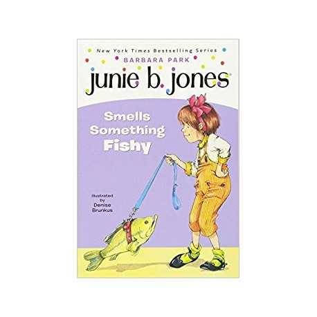 Junie B. Jones - Smells something Fishy