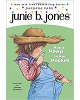Junie  Jones - Has a Peep in her Pocket