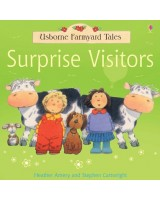 Surprise Visitors (Farmyard Tales Sticker Stories)