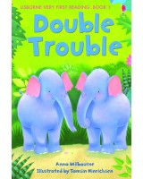 Double Trouble Book 1 (usborne very first reading)