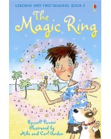 The Magic Ring Book 5 (usborne very first reading)