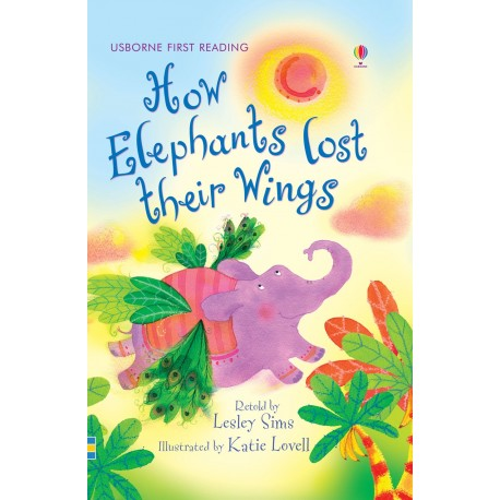 How Elephants Lost Their Wings + C.D