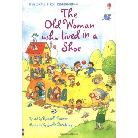 Old Woman Who Lived in a Shoe