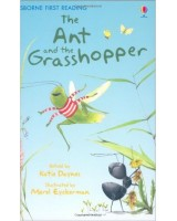 The Ant and the Grasshopper - Usborne First Reading