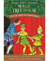 Magic Tree House - Stage Fright on a Summer Night