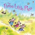 The Three Little Pigs (usborne picture books)