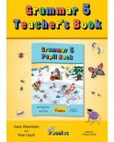 Jolly Grammar 5 Teacher's Book