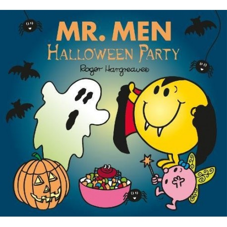 Mr. Men - Halloween Party