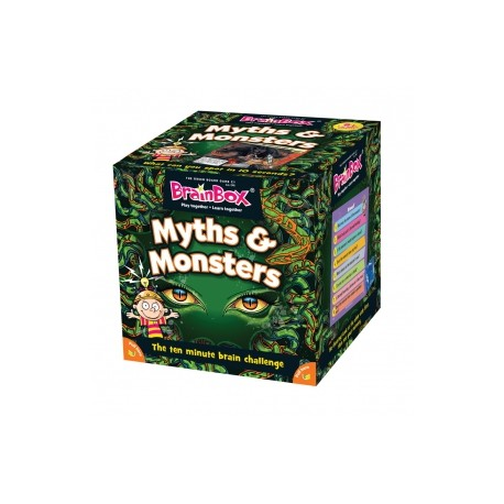 Brainbox - Myths and Monsters