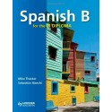 Spanish B for the IB Diploma Student's Book + CD