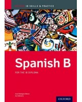 Spanish B for the IB Diploma Workbook Book