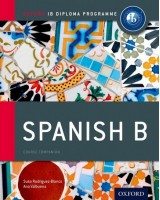 Spanish B course companion Student's Book