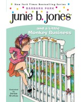 Junie B. Jones and the Little Monkey Business