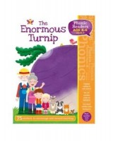 The Enormous Turnip. Phonic Readers. Level 2.