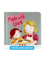 Made with Love - For grandmothers and grandaughters everywhere