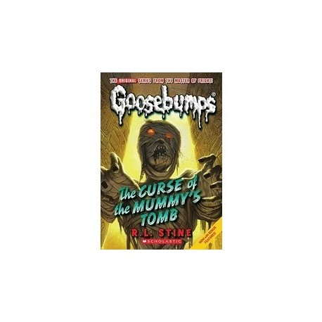 Goosebumps - The Curse of the Mummy's Tomb