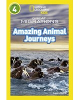 National Geographic Kids - Amazing Animal Journey (Level 4)