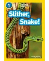 National Geographic Kids - Slither, Snake! (level 1)