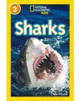 National Geographic Kids - Sharks (Level 3)