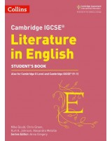 Cambridge IGCSE Literature in English Student's Book
