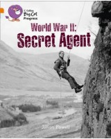 Collins Big Cat - World War II Secret Agent