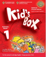 Kid's Box 1 - Activity Book