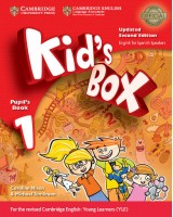 Kid's Box 1 - Pupil's Book