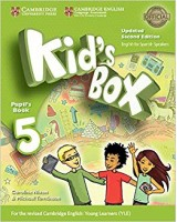 Kid's Box 5 Pupil's Book