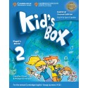 Kid's Box 2 - Pupil's Book + Home Booklet