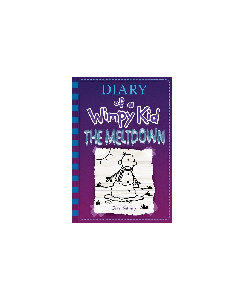 Diary Of A Wimpy Kid The Meltdown English Wooks