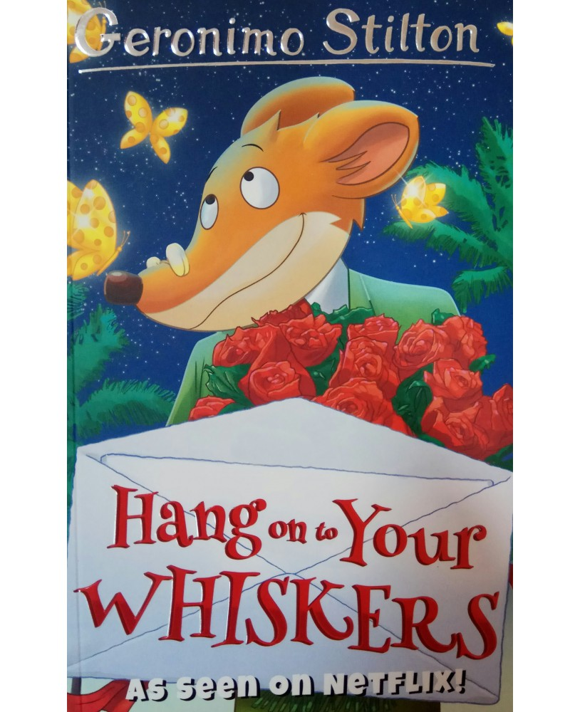 Hang On To Your Whiskers