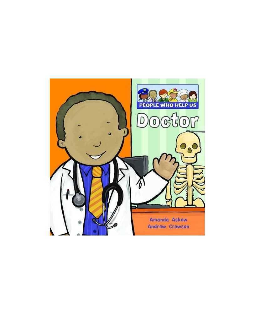 Doctor (People Who Help Us)